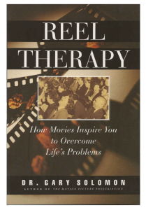 book that offers movies as therapy